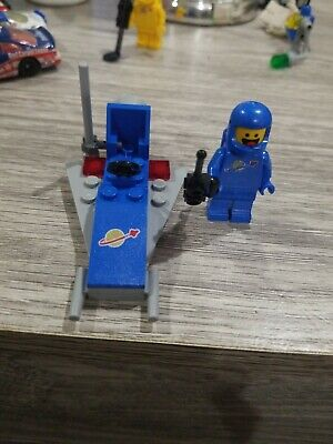 Benny/'s Spaceship 70816 new LEGO Movie Space Wyldstyle MiniFigure Blue Suit