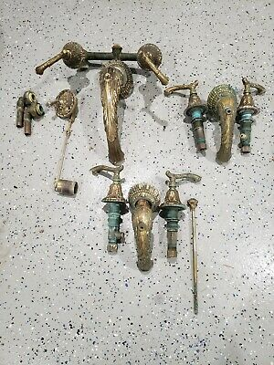 Antique Faucet Faucets Lot bathtub vanity brass