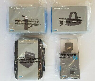 GoPro HERO5 Session Camera - Black - Including Accessories - £0.99 - NO Reserve