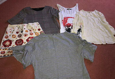 Ladies Size 10 Clothing Bundle New Some With Tags Topshop River Island