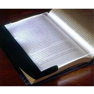 Creative-Book Light LED Panel Lamp Night Vision Car Travel Reading Eyes Protect*