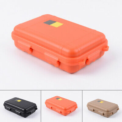 ABS Plastic Outdoor Shockproof Sealed Waterproof Storage Case Tool Dry Boxes