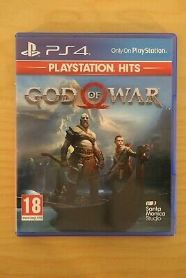 God of War PS4 (Sony PlayStation 4, 2018) - PlayStation Hits