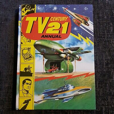 Tv Century 21 Annual 1966 - Unclipped