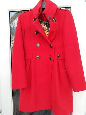 Next Red Girls Coat Smart Age 11