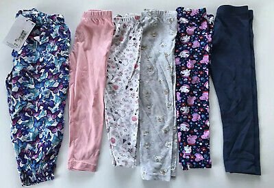 M&S TU Peppa Pig Girls Trouser/leggings Bundle Size 2-3yrs NEW with Tags