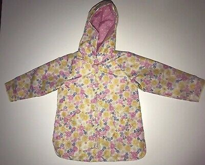 Mothercare Baby Girls Floral Jacket Size 3-6months New With Tags rrp£15