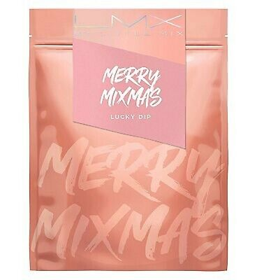 *NEW* 2019 LMX By Little Mix Merry Mixmas Lucky Dip Bag Sealed Authentic
