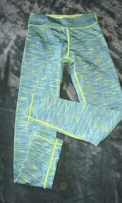 90 Degree By Reflex Girls Leggings. Size L(12). 92% Polyester 8% Spandex