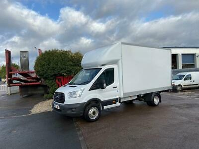 2016 (66) Ford Transit 350 Luton Van 2.2 VERY LOW MILEAGE SALVAGE