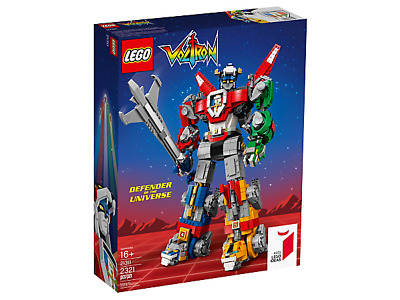Lego Ideas 21311 Voltron Defender of the Universe Brand New & Factory Sealed