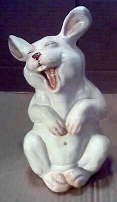 "Belinni Large ""Laughing Rabbit"" Made in Italy"