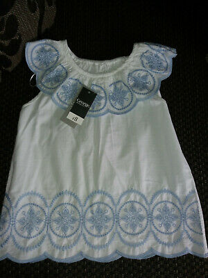 Pretty Girls top age 7-8 years Unwanted gift new with tags