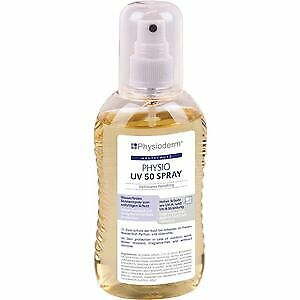 PHYSIODERM Spray de protection de la peau PHYSIO UV 50 SPRAY 200, 14055001