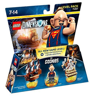 Other (Books/Toys/POS/Videos E-LEGO DIM GOONIES LEVEL PACK NUEVO