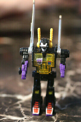 Transformers Robot Heroes KICKBACK Kick Back Insecticon G1 from Universe Wave 3