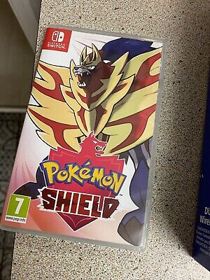 Pokemon Shield (Nintendo Switch) Game | Played Once