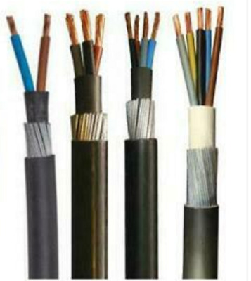 SWA underground 2 3 4 Core 1.5mm 2.5mm 4mm 6mm 10mm Outdoor Cable outside wire