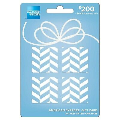 $200 Gift Card.  Activated, NO EXTRA FEES! Ready to use. Free Shipping!!