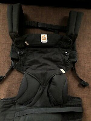 Ergobaby Four Position 360 Baby Carrier- Black