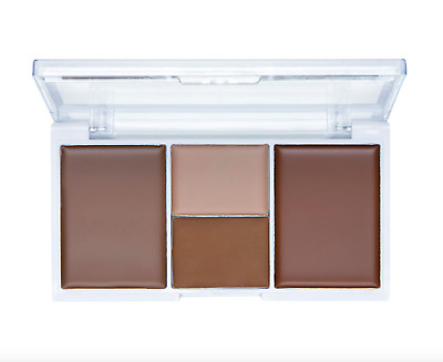 MUA makeup academy - Pro-Base Cover & Conceal Kit - SIENA - BRAND NEW -free p&p