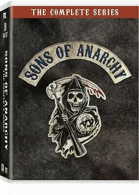 Sons of Anarchy: The Complete Series (DVD) - New, Free Shipping
