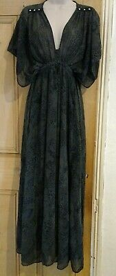 River Island Womens Girls Ladys Long Dress. Uk 10. New With Tags