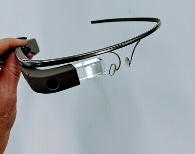 Google Glass Explorer Edition Shale Grey: Used Extremely Good Condition