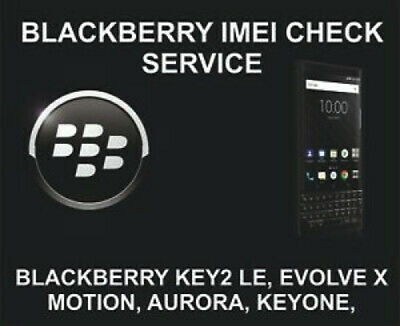 Official Sony Xperia Imei Network Carrier Report Blacklist Status Sim Lock Check