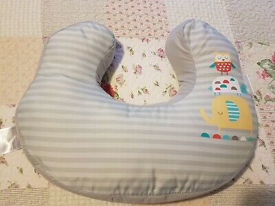 Comfort & Harmony Breastfeeding Baby Cushion Unisex Removable Cover EUC