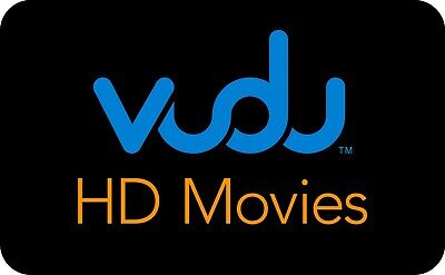 VUDU $10 Movie Credit Code - Fast Shipping email dilvery or text