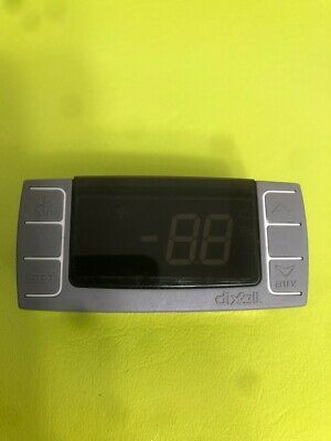 Dixell Temperature Controller CX40 Programmable-Commercial Refrigeration
