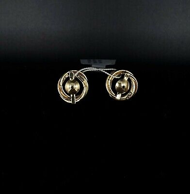 14 Kt Yellow Solid Gold Earring Enhancers, Jackets