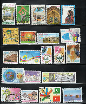 Pakistan Asia Stamps Used   Lot 7302