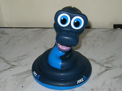 Anz Bank Collectible Snake  Money Bank - 2013-Great Used