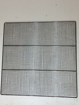 "Donut Frying Screen Stainless Steel 23""x 23"" (DN-FS23 )"