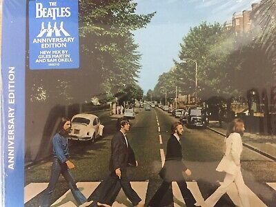 THE BEATLES - Abbey Road CD Slipcase 2019 Anniversary Edition AS NEW!