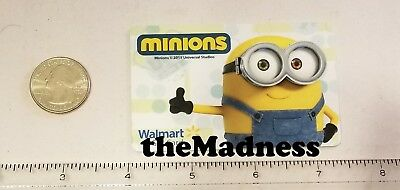 New Unused Walmart Minions Gift Card No Value Despicable Me