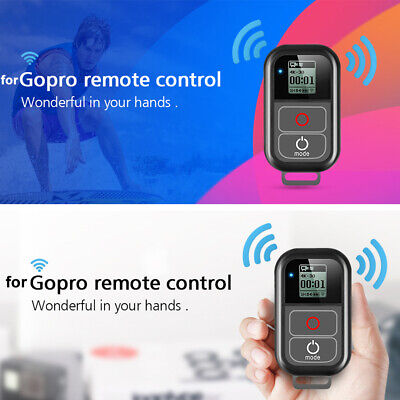 Smart Wireless Remote Control WiFi Controller for GoPro Hero 8/7/6/5/4/3+/3 Well