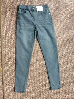 Bnwt - Boys - Denim Grey Skinny Jeans - Age 11-12 Years