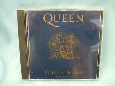 Queen Greatest Hits 2 Long Play Cd Album With 17 Tracks and Booklet