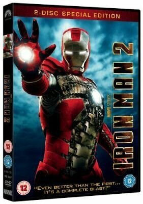 Iron Man 2 (2-Disc Special Edition) Dvd New/Sealed