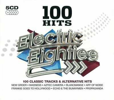 Various Artists - 100 Hits: The Electric Eighties - Various Artists CD MSVG