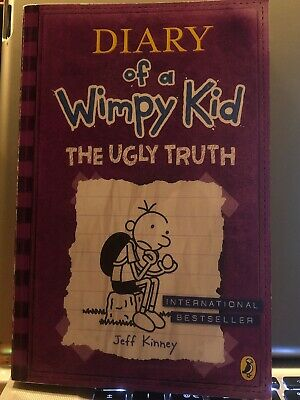Diary of a Wimpy Kid - The Ugly Truth by Jeff Kinney (Paperback, 2010)