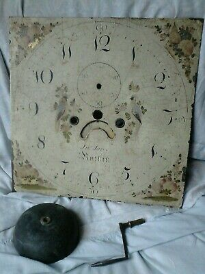 Grand father Clock Movement 8 day working.