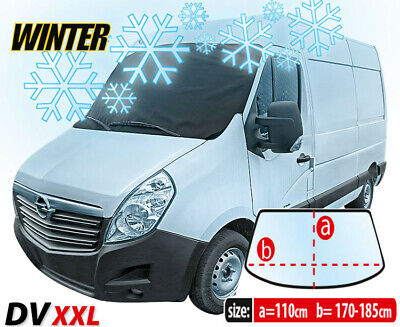 Van Windscreen Anti Frost/Ice/Snow Cover Protector Windshield Vw Crafter