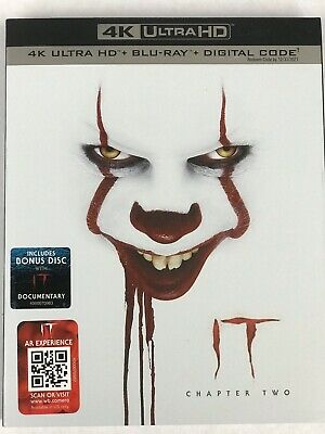 It: Chapter Two (2019 4K-Uhd Only) No Blu-Ray Or Digital Copy!!!