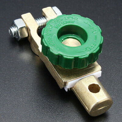 1pc Battery terminal Switch Cut-off Disconnect Link Connector Automotive