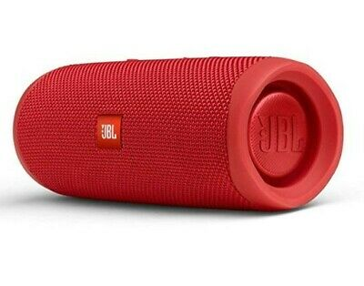 NEW JBL Flip 5 Wireless Portable Waterproof Bluetooth Stereo Speaker FLIP5 - RED