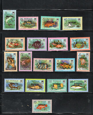 Tuvalu Stamps  Stamps Mostly  Mint Never Hinged   Lot 7364